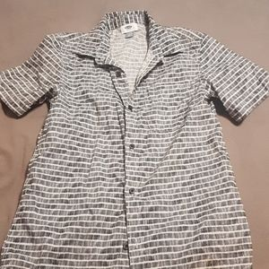 2/$20 boys button down dress shirt by Old Navy